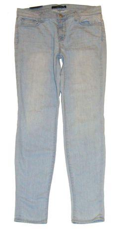 J Brand Womens Jeans 811 SKINNY Mid Rise Stretch Denim Journey Sz 30 NEW $200 #JBrand #SlimSkinny