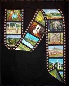 another idea for a memory quilt