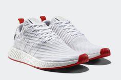 timeless design 796bf a6a90 adidas Originals NMD R2 to Release in White Red - EU Kicks  Sneaker Magazine