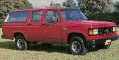 Clássico da semana: Chevrolet Veraneio