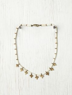 Vanessa Mooney Tender Kiss Charm Necklace http://www.freepeople.com/whats-new/tender-kiss-charm-necklace/