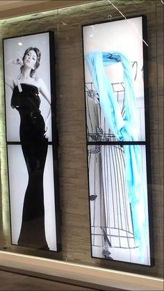 Portrait screens. #digitalsignage #signage  We, at Joseph Digital Solutions, offer such Digital Signage solutions in UAE, Oman or Doha.   Email Us: enquiry@josephdigitalsolutions.com   Website: http://josephdigitalsolutions.com