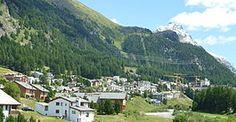 Pontresina, Switzerland.