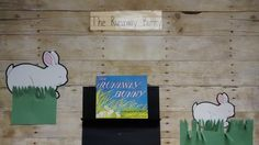 April's Book of the Month is The Runaway Bunny by Margaret Wise Brown