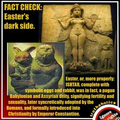 Illuminati Satanism and easter and Illuminati elite's satanic holidays with ritualistic sacrifices (=terrorist attacks planned by them, using mind controlled young men or women).