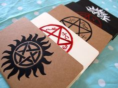 supernatural school supplies - Google Search
