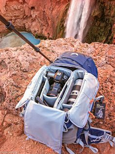 Here s how Valerie Millett packs her  Lowepro Bags Bags Rover Pro 45L AW.  Get 3b9203285f486