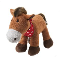 Bebe Toby YW14-235 Chestnut Toby Plush Horse – Sweet Thing Baby & Childrens Wear #Kids #Gift #Stuff sweetthing.com.au