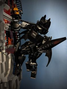 37 - Brent Waller Amazing Lego Creations, Lego Dc, Dc Heroes, Explore, Exploring