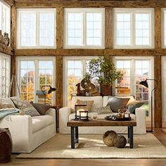 Learn tips on how to turn your dream home into a reality! (image via Pottery Barn)