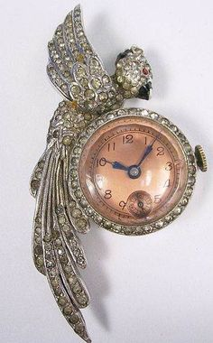 Vintage Lapel Watches