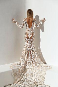 Bridal Instinct X Rue De Seine Love Spell I'd never wear but this is beautiful