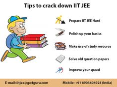 How to crack down IIT JEE Examination