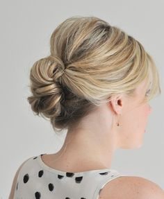 Outstanding 22 Cool Summer Updo Hairstyle Ideas Hair Medium Updo And Loose Buns Hairstyle Inspiration Daily Dogsangcom