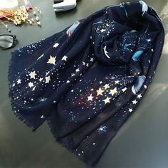 #Want or #Need? tag your #bff *WIN 100$ GIFT CARD CHECK OTHER POST*  Product sku #SP168518 Click bio link 2 shop ^^ #spnewin #shawl #universal #galaxy #cool #pastel #unisex