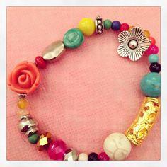 Bracelet Gipsy, collection été 2014