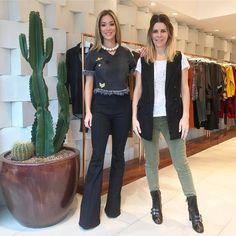 Amo jeans!!!!! Manhã deliciosa vendo as novidades da @jeanseria  A modelagem da marca é perfeita!!