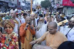ISKCON 50 years Celebration: Invitation for Mathura Rath Yatra. We would like to…
