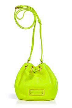beac9bf93fe Marc Jacobs neon cross-body bag, always perfect for summer. Neon Bag,
