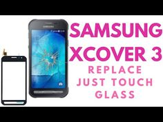Hi and welcome back :) In this video I will show you how to replace just the touch glass digitizer on your Samsung Xcover 3 - ------------------------. Touch, Phone, Glass, Telephone, Drinkware, Corning Glass, Mobile Phones, Yuri