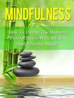 Mindfulness – A Revolution In Stress Management. All stress and anxiety comes from your lack of control over your thoughts and focus. Mindfulness allows you to silence your thoughts, live in the moment and be at peace with yourself. Stress Less, Stress And Anxiety, Healthy Mind, Get Healthy, Relaxation Response, Anxiety In Children, Health And Wellbeing, Mental Health, Mindfulness Meditation