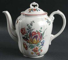 Villeroy & Boch Mini Coffeepot in Alsace pattern