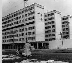 """CRIAÇÃO EM 29 de outubro de 1955, foi chamada de """"Cruzada de São Sebastião"""". - Foi inaugurada em 29 de outubro de 1955, por iniciativa de Dom Hélder Câmara, então secretário-geral da Conferência Nacional dos Bispos do Brasil (CNBB)"""