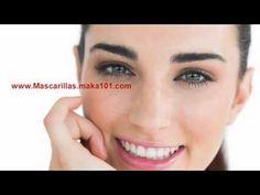 Mascarilla efecto rápido antiarrugas, tratamiento natural rejuvenecedor - YouTube