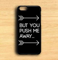 Shawn Mendes Stitches Lyrics Case for iPhone 6 Plastic / Rubber