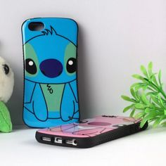 Hot iFace Cartoon Protective Case Skin Case for iPhone 4/4S/5