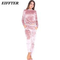 EIFFTER Sexy Women Suits 2017 New Autumn Winter Fashion Velvet Long Sleeve Women 2 Piece Set Slim Pants Suits+Hoodies Sets 0226 //Price: $15.46 & FREE Shipping //     #newin    #love #TagsForLikes #TagsForLikesApp #TFLers #tweegram #photooftheday #20likes #amazing #smile #follow4follow #like4like #look #instalike #igers #picoftheday #food #instadaily #instafollow #followme #girl #iphoneonly #instagood #bestoftheday #instacool #instago #all_shots #follow #webstagram #colorful #style #swag…