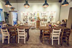 #decor #vintage #cafe