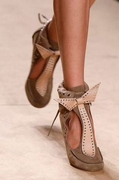 Isabel Marant Spring 2014 - Women Boots And Booties 167bcc4599e97