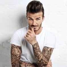 David Beckham davidbeckham celebrity celebritytattoo
