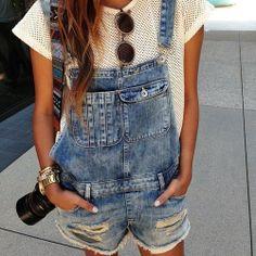 overalls!