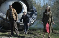 Timeless Review: S01E01-02
