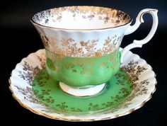 Royal Albert  c1970s   Regal Green