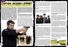 ​MAGAZINE POLICE – MAG AJL HORS SÉRIE (ACADÉMIE JACQUES LEVINET) – CNM INT5RVIEWS CAPTAIN JACQUES LEVINET ABOUT HIS EXPANSION INTO RUSSIA