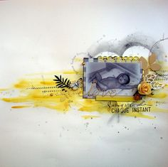 """PAGE """"SAVOURER CHAQUE INSTANT"""" par Hakuna"""