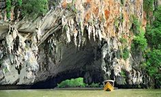 Trip advisor massive list of attractions in different areas of Thailand.