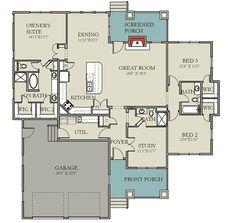 Modern Prairie Pleaser - 25402TF   1st Floor Master Suite, Bungalow, CAD Available, Craftsman, Den-Office-Library-Study, Northwest, PDF, Prairie, Split Bedrooms   Architectural Designs