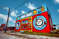 Miami is a photographer's dream, from downtown to the beach. The Art Deco District, South Beach and the public art of the Wynwood Art District should not be missed.
