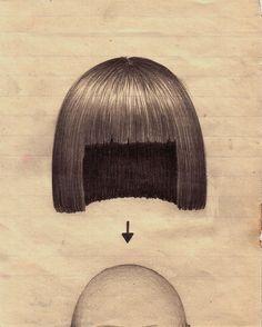 inga birgisdóttir - hey that's my hair! I need to print this out to take to the salon lol