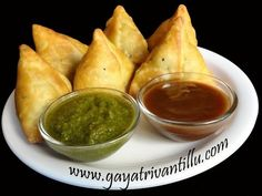 Cocktail Samosa Recipe With Philips Airfryer by VahChef - YouTube
