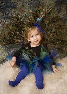 Halloween Costumes :: Peacock