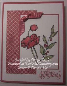 Sunday Showcase: Card Inspiration From Peggy