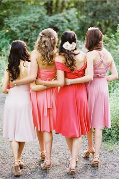 Me in the middle with three on each side - Ren, Ness, Sierra, Aundria, Kristen, Teresa