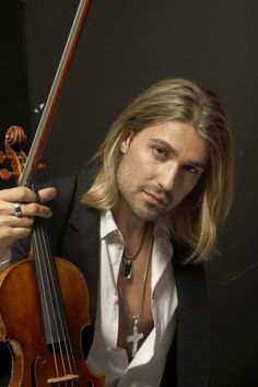 David Garrett (born as David Bongartz 1980) is a record breaking German/American classical violinist and recording artist