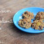 The summer 2 ingredient cookie