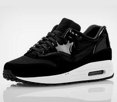 1513661d9b Nike WMNS Air Max 1 VT QS – Black   Sail